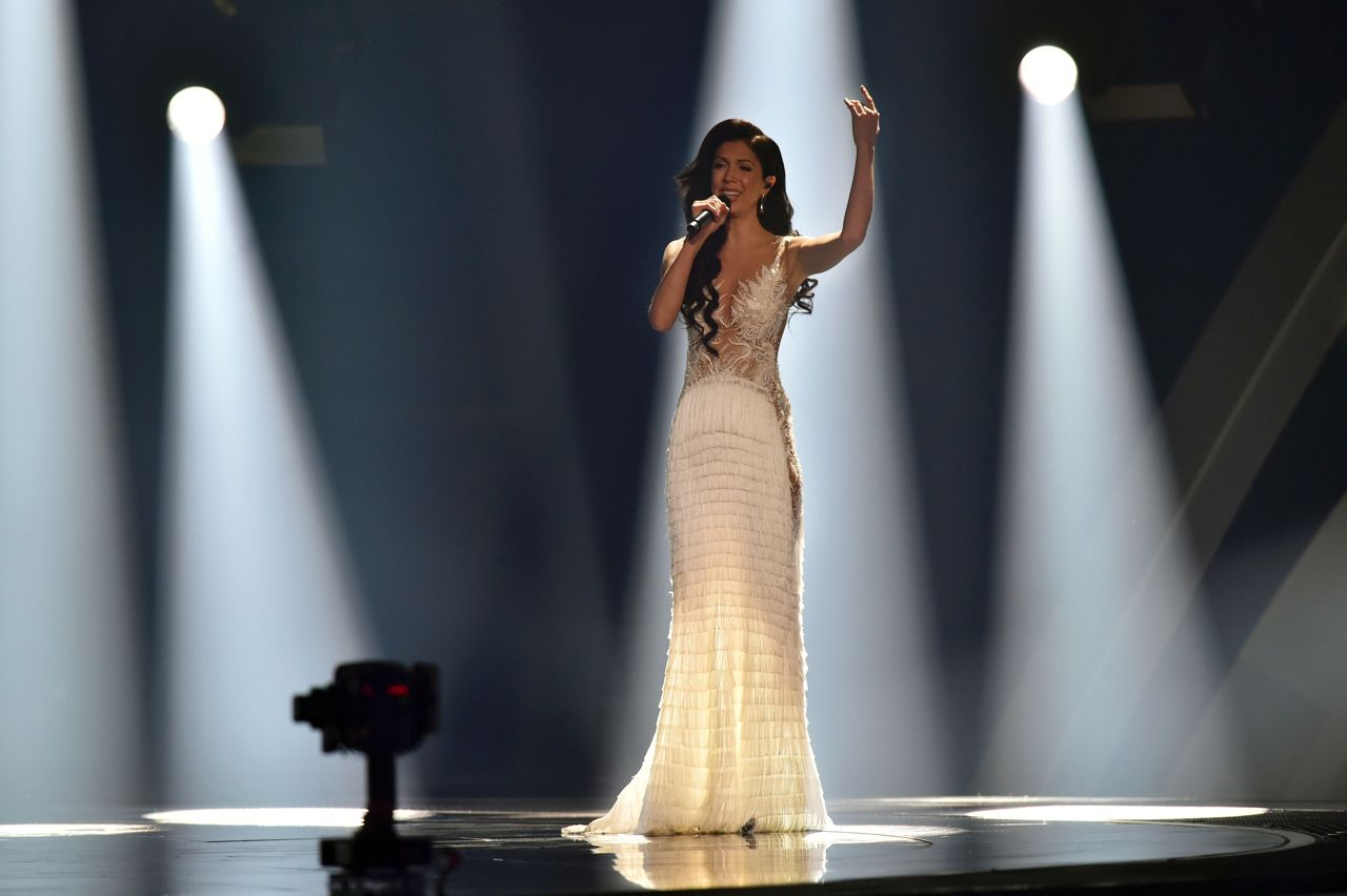 Eurovision: Gabbani beffato dai portoghesi - Corriere.it
