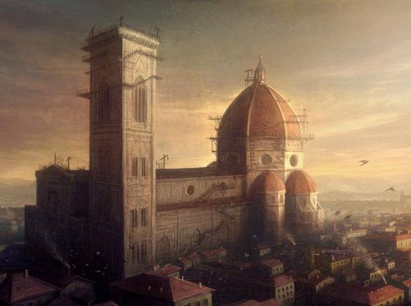 Firenze in «Assassin's Creed»