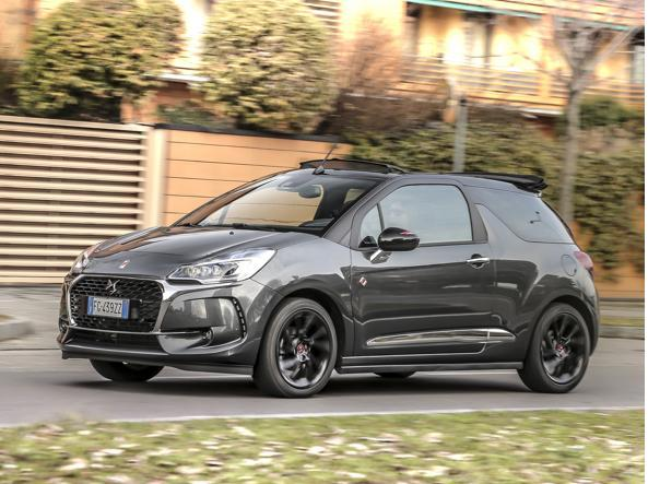 La DS 3 Cabrio Performance Line