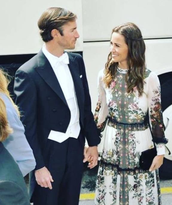 Matrimonio Pippa Middleton : Pippa middleton le nozze e il lunghissimo viaggio di nozze