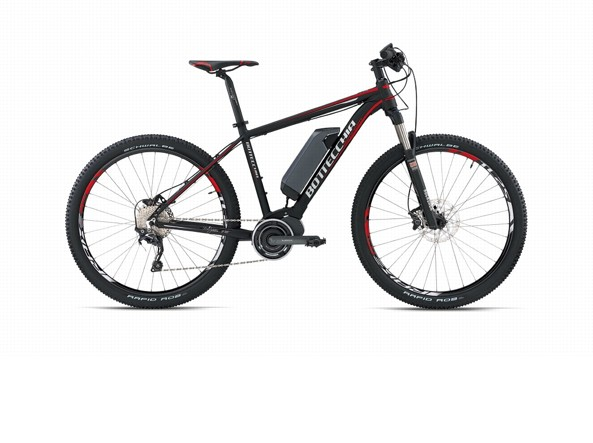 Be 50 ebike Mtb 27,5″ Xt/Deore 10S con motore Shimano Steps
