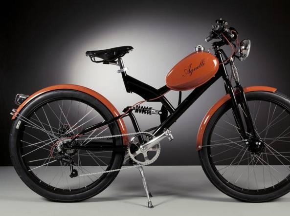 Le Bici Agnelli Elettriche Moderne E Vintage I Velocipedi Che