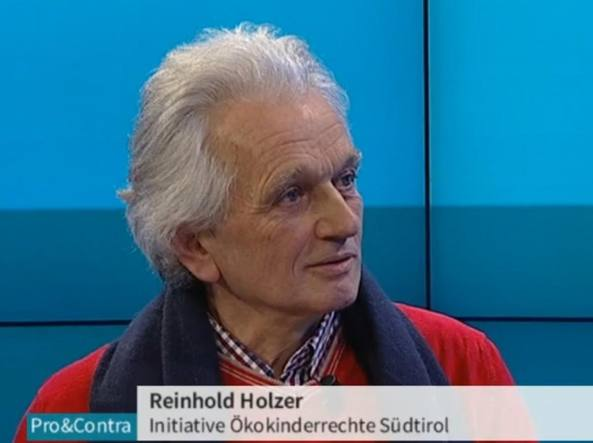 Reinhold Holzer (da YouTube)