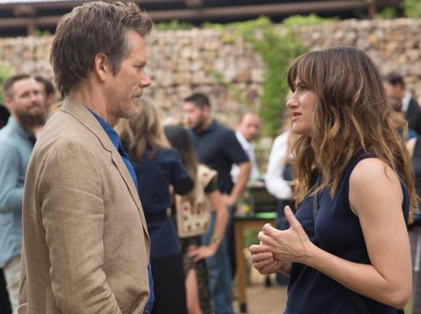 Kevin Bacon e Kathryn Hahn in una scena della serie «I Love Dick»