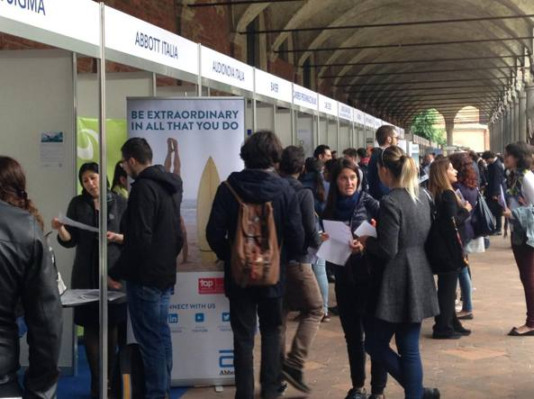 Il career day dell'Università Statale