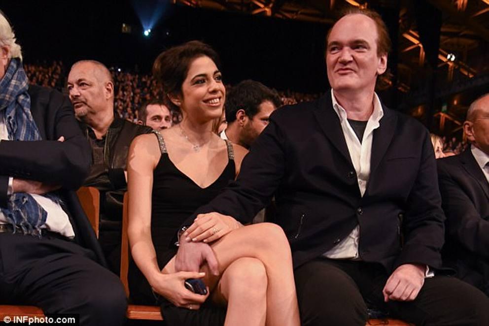 Quentin Tarantino Si Sposa Dopo Thurman E Coppola Sceglie