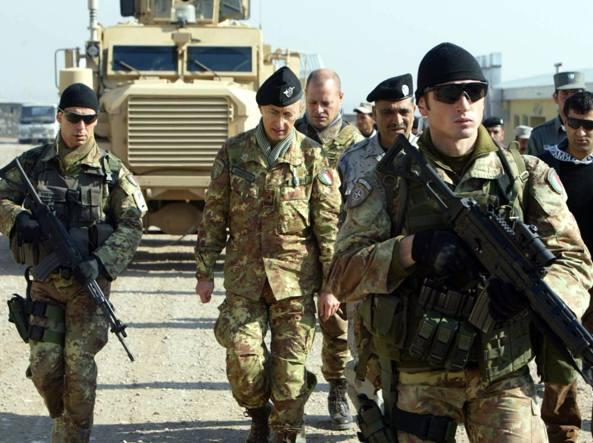 826fa9cc54bd I soldati italiani in 31 punti caldi Dall Iraq alla Libia