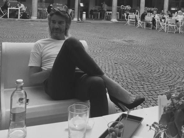 Laurentin Cosmos  «Sono etero e vivo sui tacchi a spillo da 24 anni ... d75706e60d2