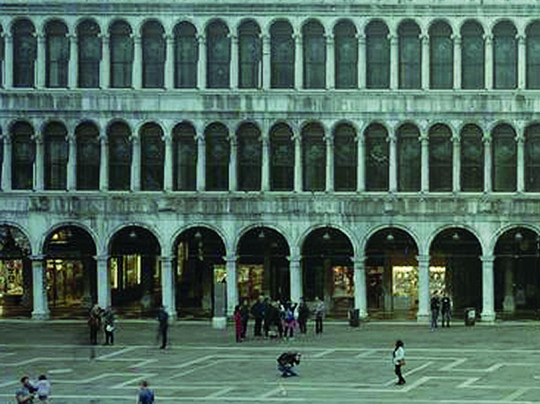 Ufficio Per Carta Venezia : Venezia: piazza san marco rinasce. il restauro e il progetto