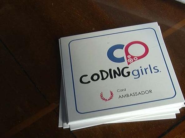 «Adesso l'informatica la spieghiamo noi»Ecco le ragazze del coding