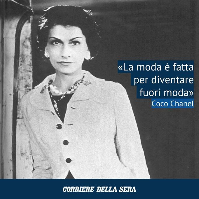 18 Frasi Indimenticabili Della Grande Coco Chanel Corriere It