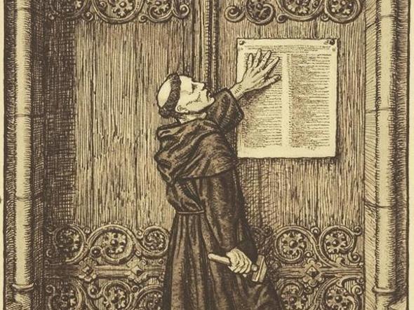 500 anni fa lo scisma di Lutero: così nacque la Chiesa ...