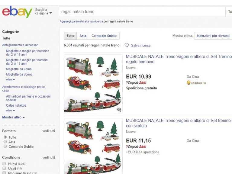 Regali Di Natale Per Bambini 2 Anni.La Corsa Ai Regali Di Natale Sta Gia Cominciando Sul Web Corriere It