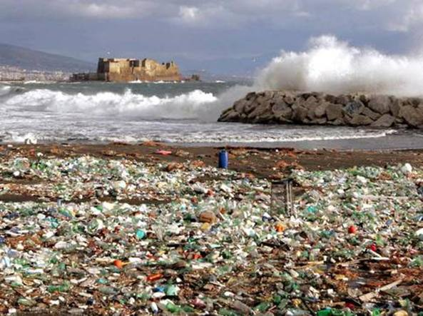 Un mare di rifiuti»: i dati del primo campionamento sulle nostre ...