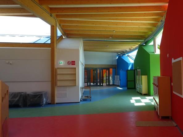 Parete Di Legno Cruciverba : Gusci in legno orti e giardini: è la scuola del domani corriere.it