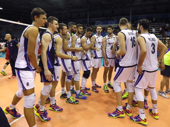 Calendario Pallavolo Maschile Mondiali.Volley Sorteggio Mondiali 2018 In Italia Azzurri Contro