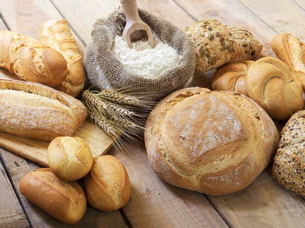 Come scegliere il pane pi salutare - Diversi tipi di pane ...