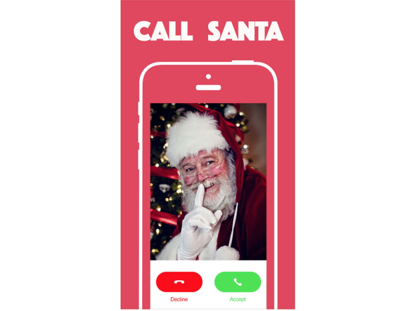 Videochiamata Babbo Natale.Le 10 App Per Aspettare Babbo Natale E Tenere Tranquilli I Bambini