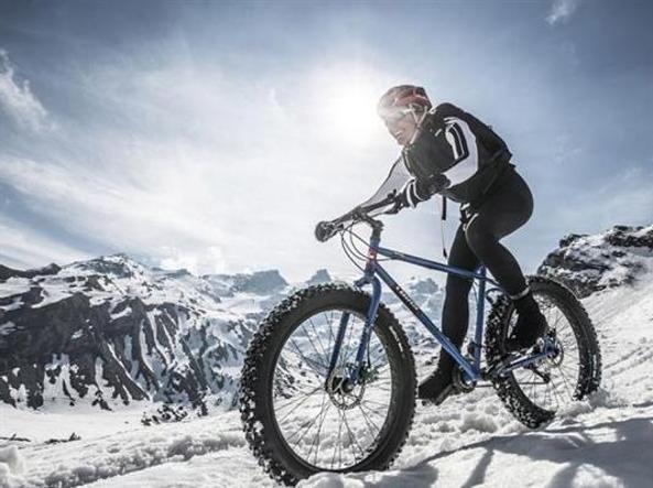 A Passeggio O In Bici Quando La Neve Non è Solo Sci Corriereit