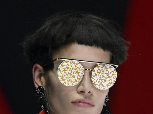 Occhiali, le nuove maschere. E guardo il mondo da due oblò - Corriere.it 28ed59f37f