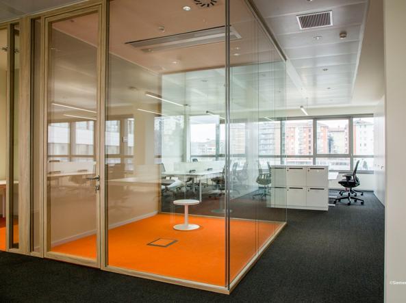 Lavoro Design Interni Milano.Siemens Parte Da Milano Il Lavoro Mobile Corriere It