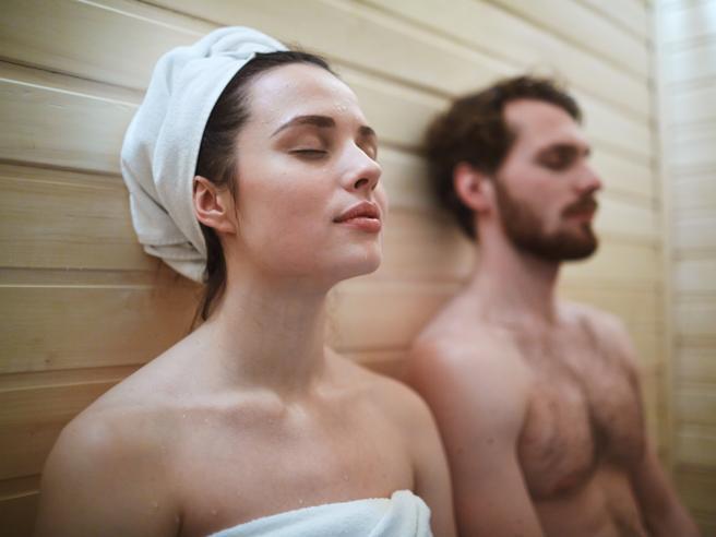 La sauna fa dimagrire? Diete e alimentazione: 10 falsi miti