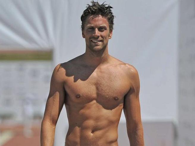 Luca Dotto, il bello del nuoto: faccio anche il modello e ho voglia di sfilare