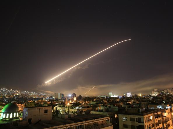 Risultati immagini per attacco usa in siria