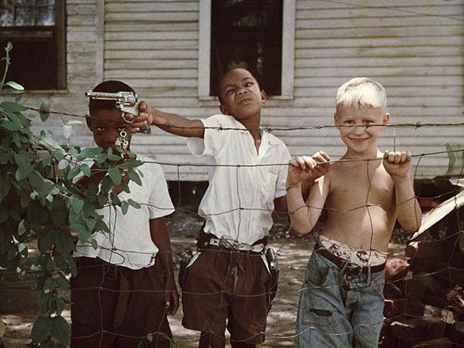 L'America anni 50 tra ricchezza e segregazione razziale  Le immagini