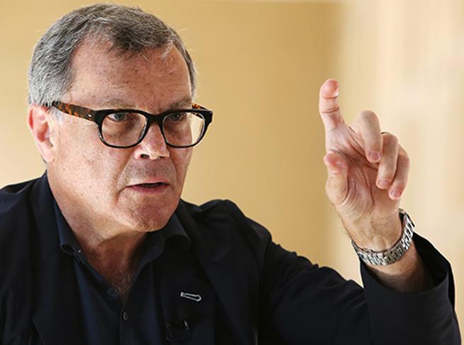 Si dimette Sorrell, capo della più grande agenzia pubblicitaria del mondo