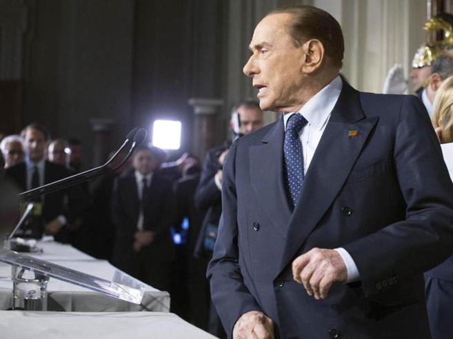 Berlusconi e la Siria: «Governo autorevole per mediare  tra Russia, America e Ue»