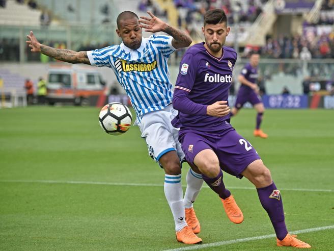 Fiorentina-Spal 0-0: la Viola non riesce a superare il Milan