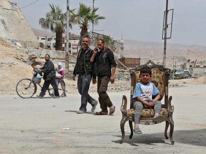 Siria, Mosca accusa: i ribelli avevano deposito chimico
