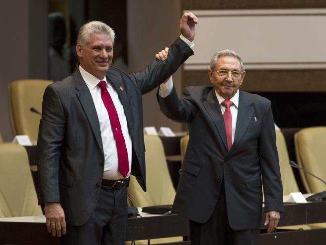 Cuba, inizia l'era del dopo Castro Díaz-Canel nuovo leader Chi è