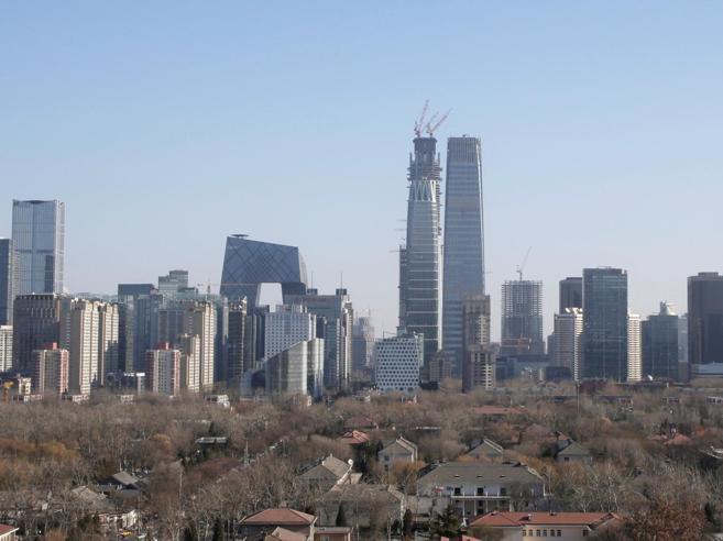 «Non più alti di 180 metri»Il tetto della Cina ai grattacieli