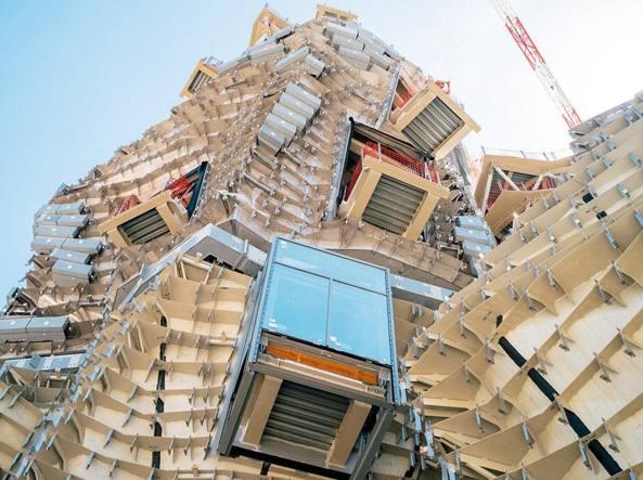 In edicola con il corriere la collana le sfide dell for Case progettate da architetti