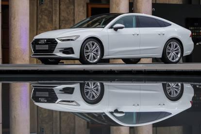 Audi: la A7 Sportback e la Design Week