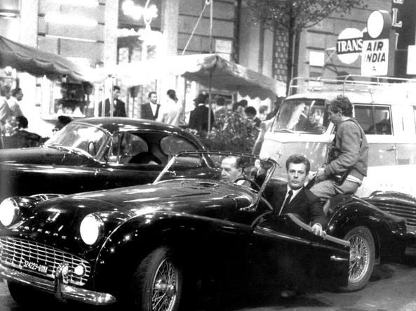 Triumph TR3 A - 1957 da La Dolce Vita   JuzaPhoto