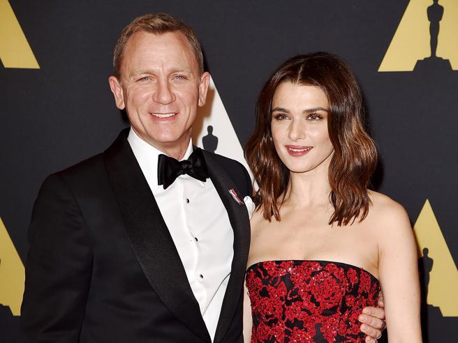 Rachel Weisz aspetta un figlio da Daniel Craig a 48 anni