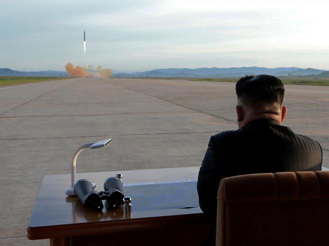 Nord Corea, l'ultimo missile di Kim  e la partita con Trump Foto