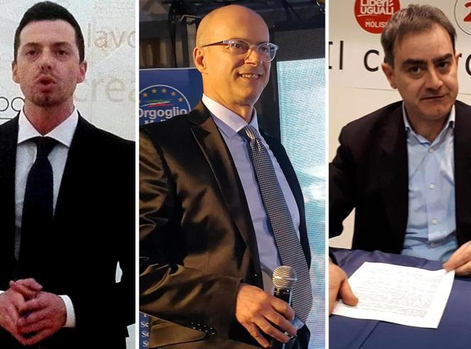 Regionali in Molise: con il 50%  delle sezioni scrutinate,  centrodestra avanti