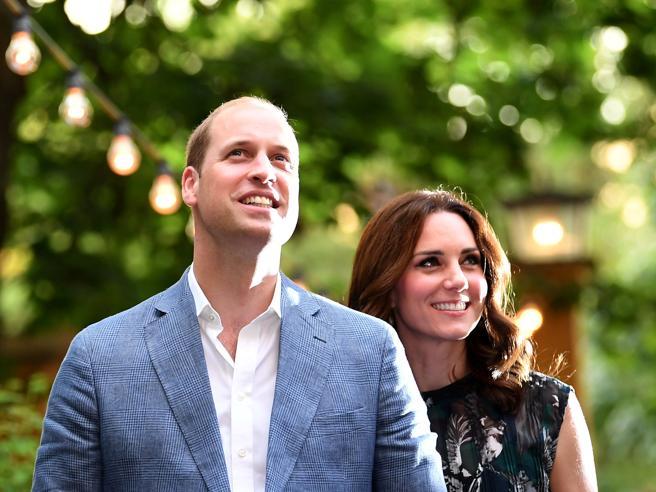 È nato il terzo Royal baby:il figlio di Kate e William è u