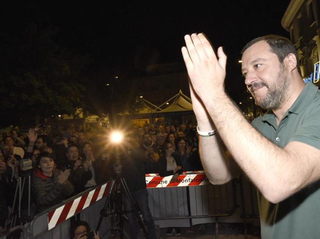 Molise, Salvini: subito governo centrodestra-M5S. Di Maio: vinto noi