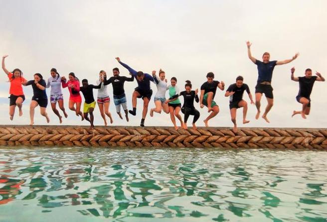 Alle Maldive per i  coralli: ecco   il corso di laurea più invidiato foto