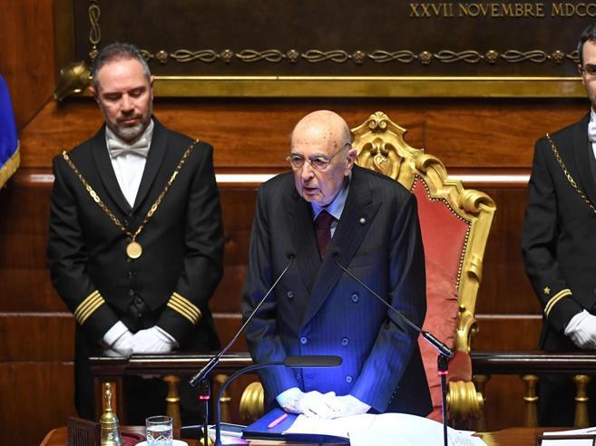 Giorgio Napolitano ricoverato d