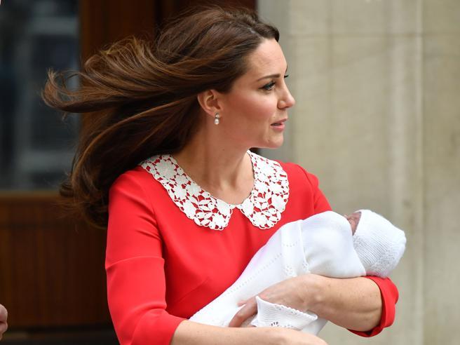 Kate in perfetta forma poche ore dopo il parto: qual è il suo «segreto»?