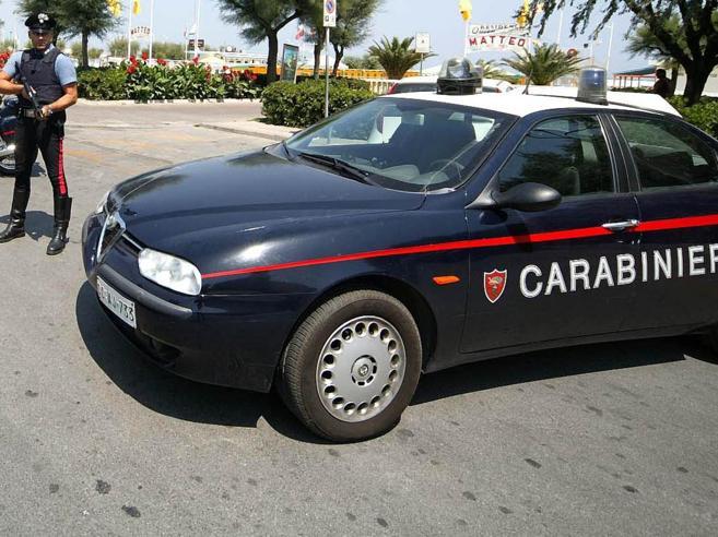 Fermata autoa Gorizia: era piena di armi