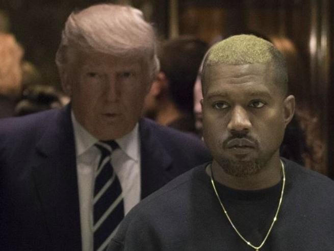 Elogi a Trump via Twitter: così Kanye West ha perso 9 milioni di follower