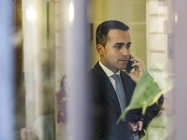 Di Maio  ripropone il conflitto d?interessi E sulla Lega: «Discorso ormai chiuso»