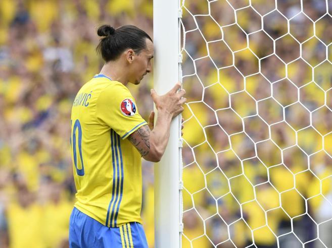 Mondiali, Svezia senza IbrahimovicLa Federcalcio gli chiude le porte